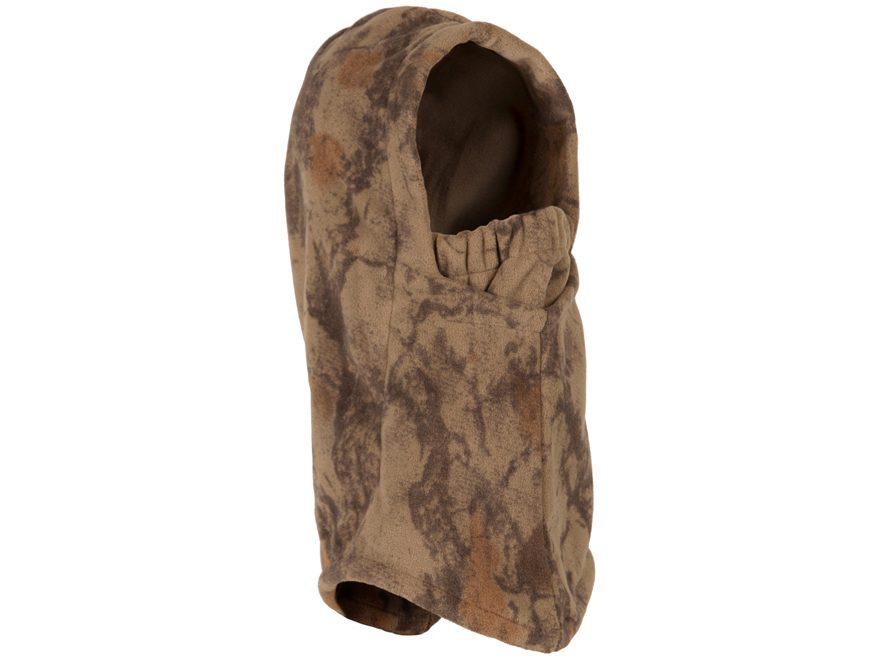 Natural Gear Windproof Fleece Hood Polyester Natural Gear Natural Camo