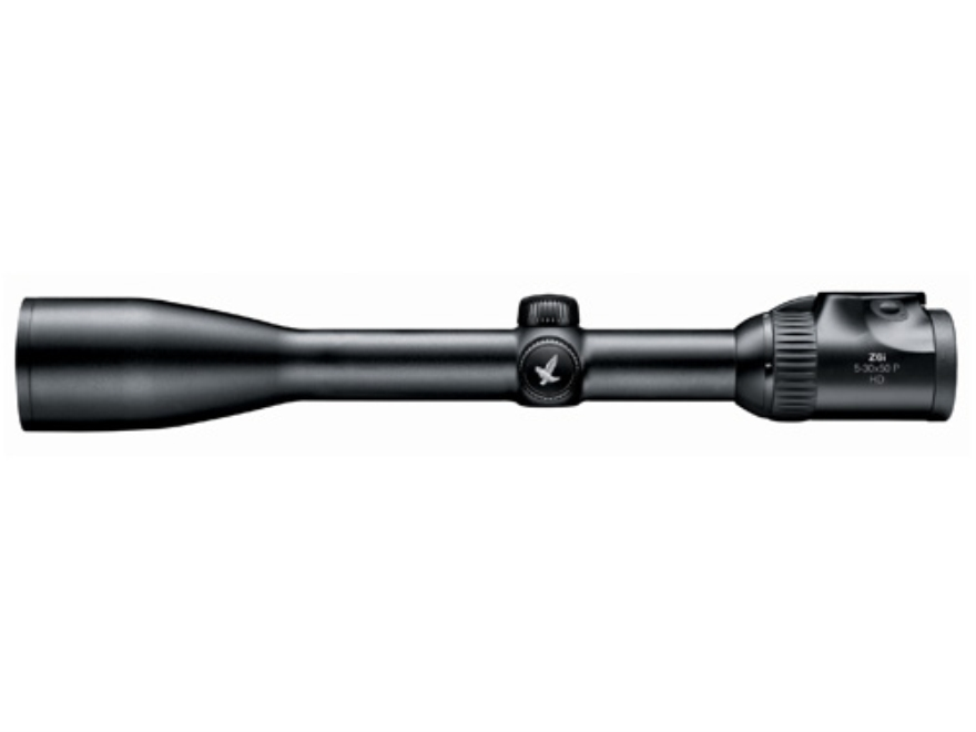 Swarovski Z6i 2nd Generation Rifle Scope 30mm Tube 5-30x 50mm 1/20 Mil Adjustments Side Focus Illuminated Reticle Matte