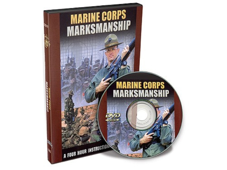 "Gun Video ""Marine Corps Marksmanship"" DVD"