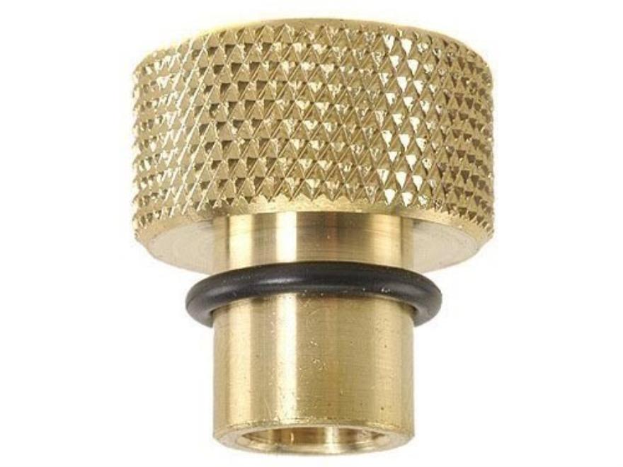 Dewey Muzzle Guide 40 Caliber, 10mm Brass