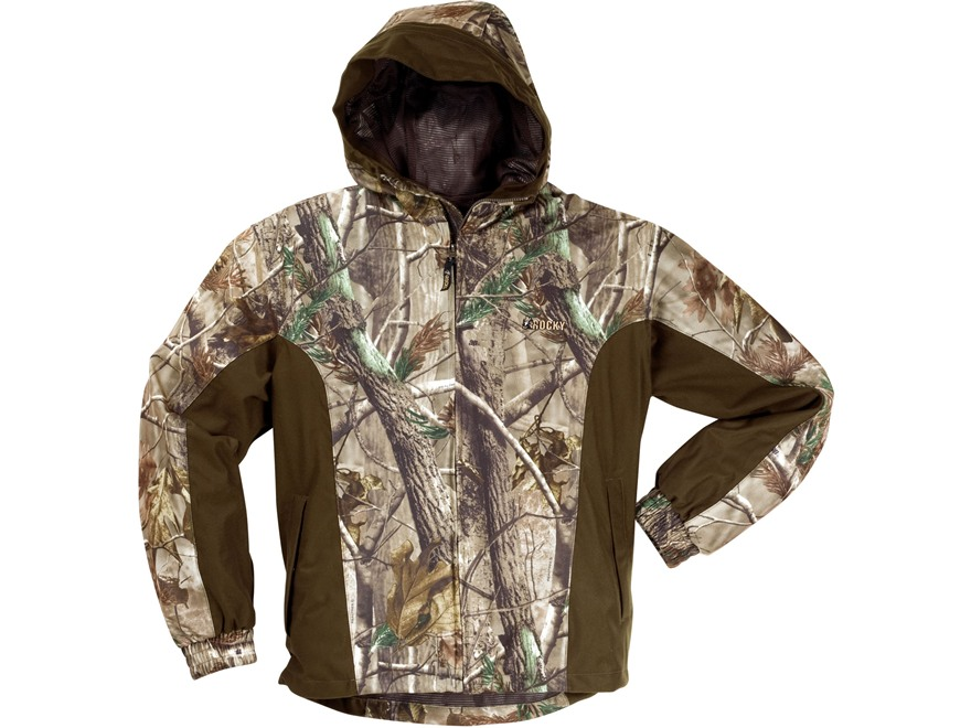 Rocky Men's ProHunter Jacket Polyester Realtree AP Camo 2XL 50-52