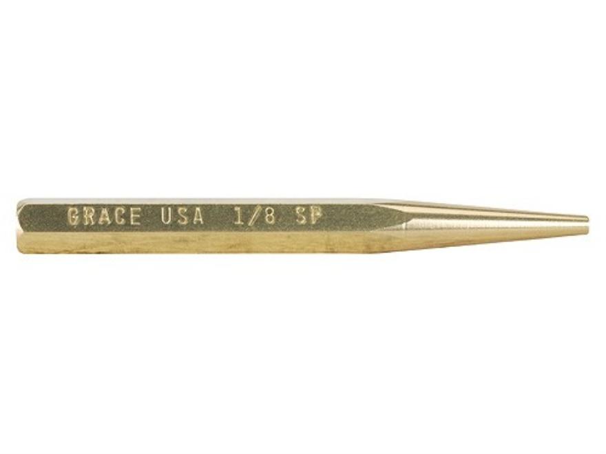Grace USA Starter Punch Brass