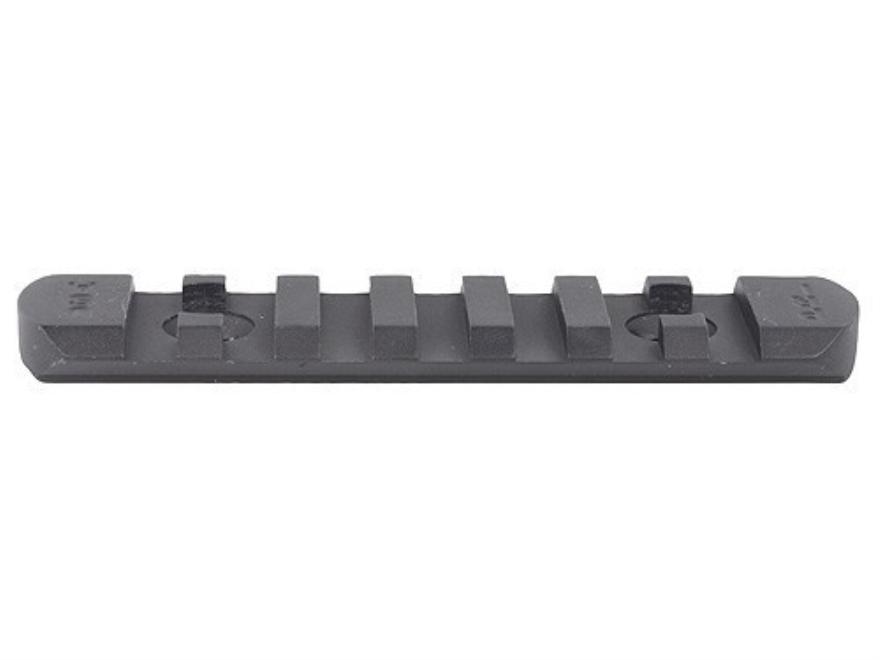"PRI Picatinny Rail 3"" Length Fits PRI Gen III Free Float Handguard Aluminum Matte"