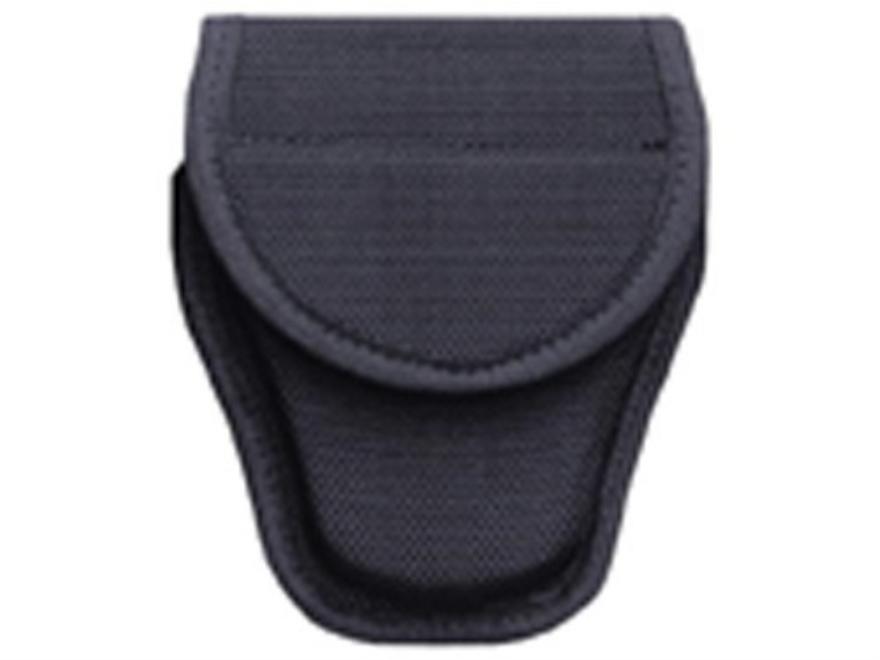 Bianchi 7300 Covered Handcuff Case Nylon Black