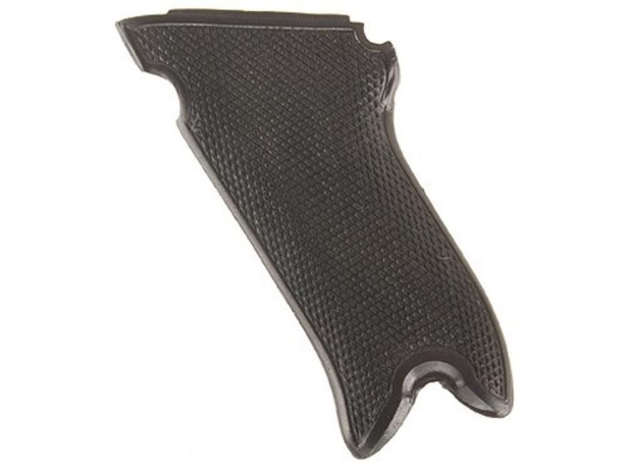 Vintage Gun Grips Luger 41 Black Widow Polymer Black