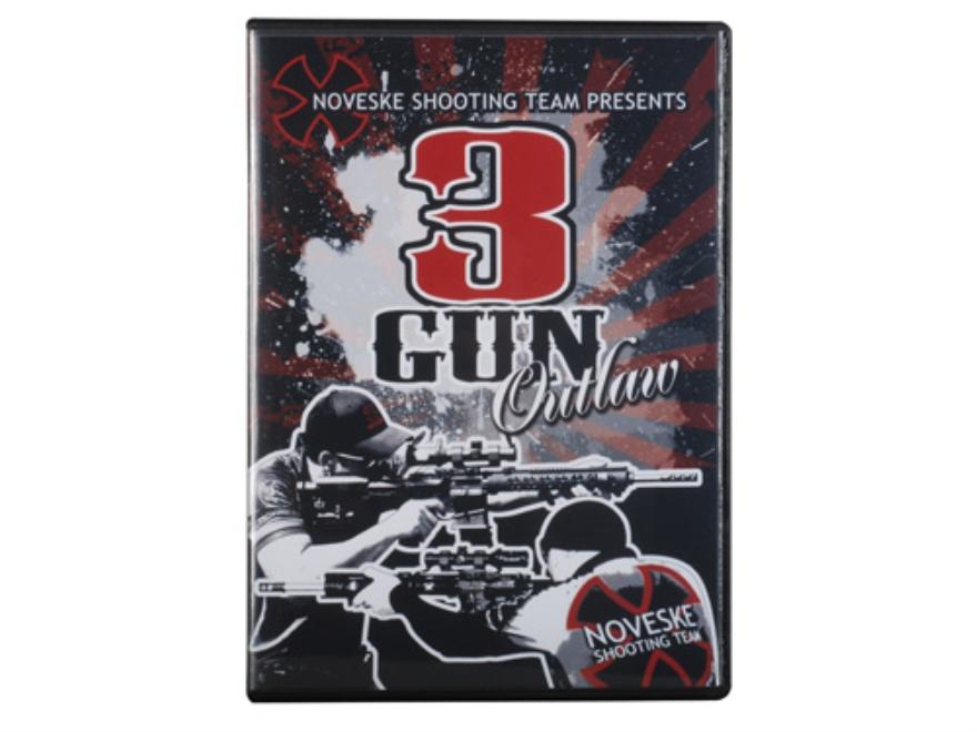 """Noveske """"3 Gun Outlaw"""" Instructional DVD"""