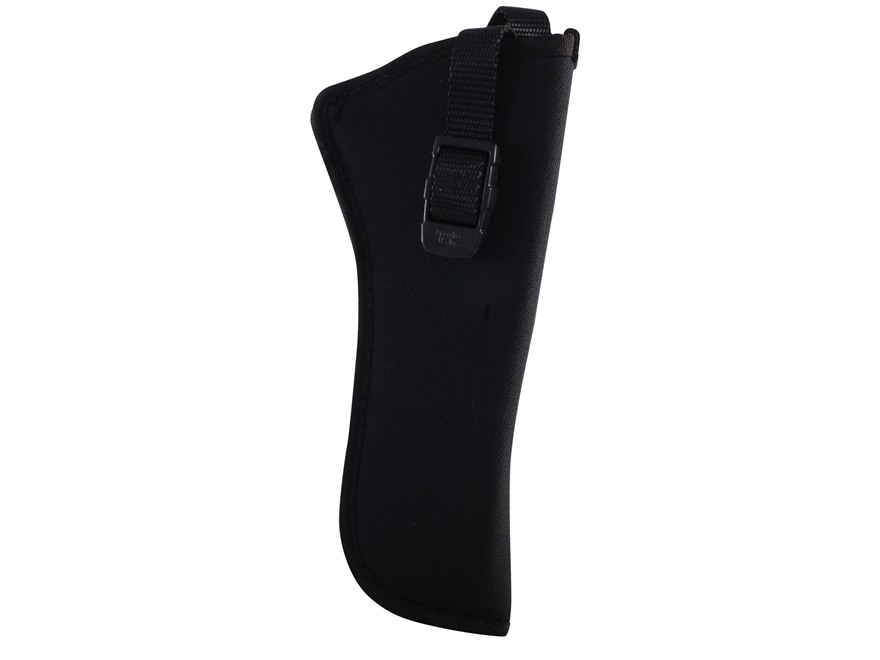 "GrovTec GT Belt Holster Right Hand with Thumb Break Size 8 for 5.5-6.5"" Barrel Single Action Revolvers Nylon Black"