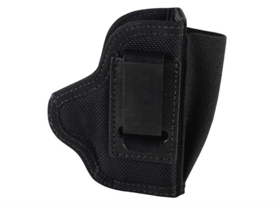 DeSantis Pro Stealth Inside the Waistband Holster Ambidextrous Beretta Pico, Ruger LCP, Kimber Solo, Keltec P3AT, Kahr P380 Slim Nylon Black