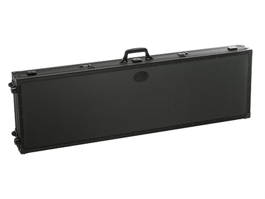 "Browning Talon Double Shotgun / Rifle Gun Case 53"" ABS Plastic over Aluminum Frame Black"