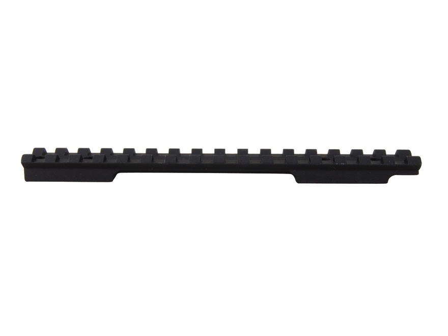 EGW 1-Piece Picatinny-Style Base Savage 10 Through 16 Round Rear, Short Action Matte