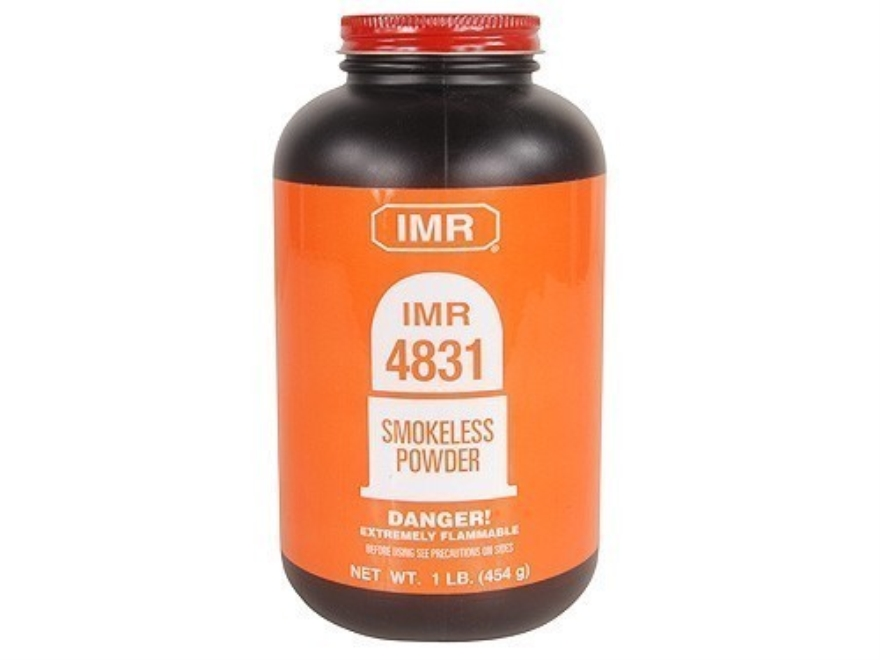 IMR 4831 Smokeless Powder