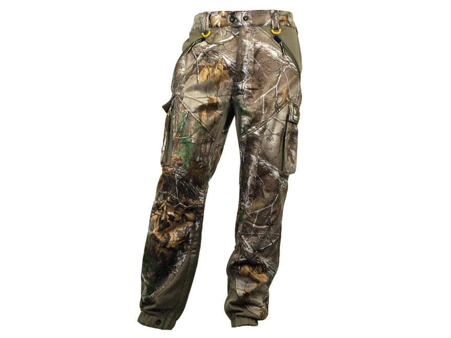 ScentBlocker Men's Scent Control Matrix Softshell Pants Polyester
