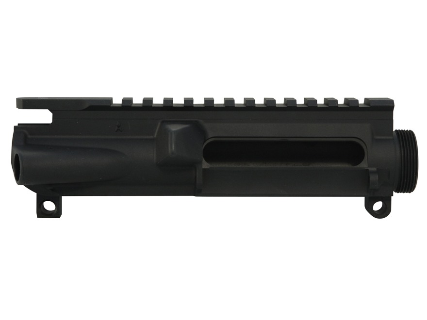 JP Enterprises Upper Receiver Stripped AR-15 Low Profile Flat-Top Matte