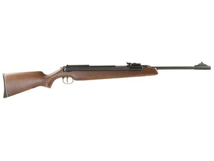 RWS 48 Pellet Air Rifle Wood Stock Blue Barrel