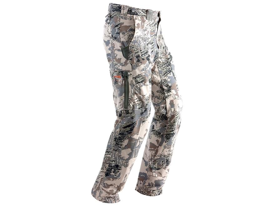 Sitka Gear Men's Ascent Pants Polyester