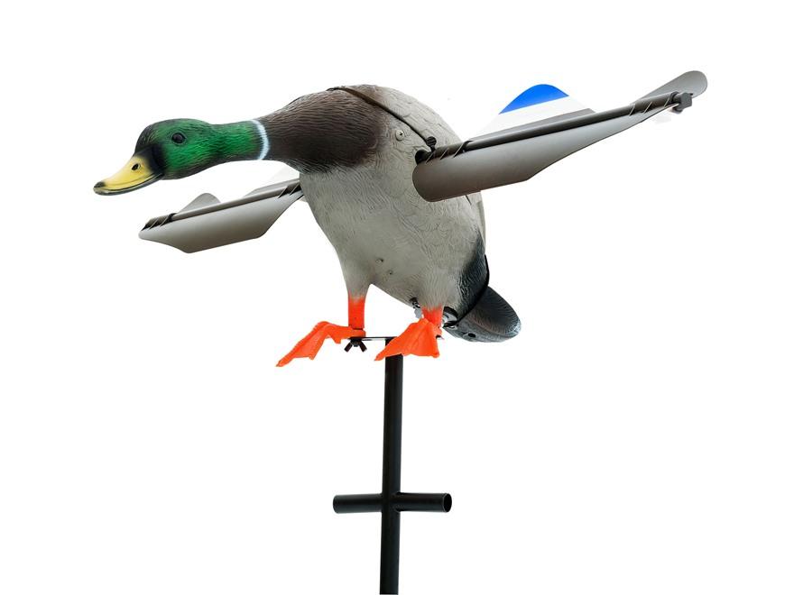 Lucky Duck Super Lucky Mallard Drake Motion Duck Decoy
