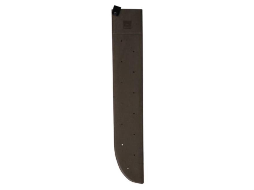 "5ive Star Gear Mil-Spec Machete Sheath for 18"" Machete Pistol Belt Compatible Plastic"