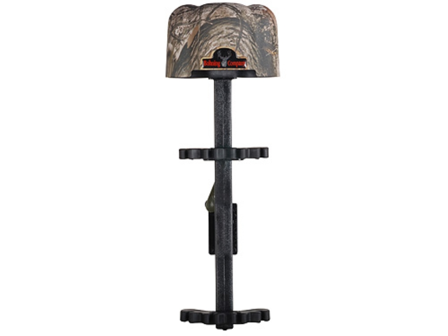 Bohning Lynx 4-Arrow Detachable Bow Quiver Polymer Realtree APG Camo