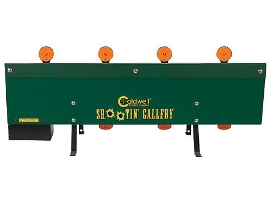 Caldwell Shootin' Gallery Motorized Steel Target System 22 Caliber Rimfire
