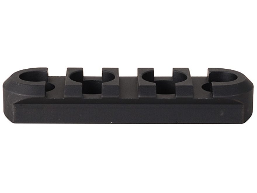 "Midwest Industries 2.75"" Picatinny Accessory Rail Ruger SR-22 Aluminum Black"