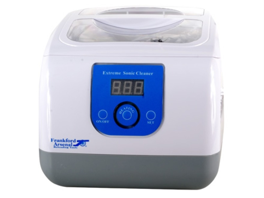 Frankford Arsenal Extreme Ultrasonic Case Cleaner 220 Volt