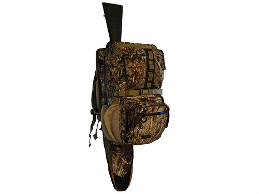 Eberlestock X1 Euro Backpack Polyester and Nylon Mossy Oak Duck Blind Camo