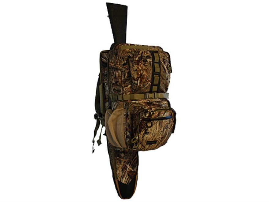 Eberlestock X1 Euro Backpack Polyester and Nylon Mossy Oak Duck Blind Camo