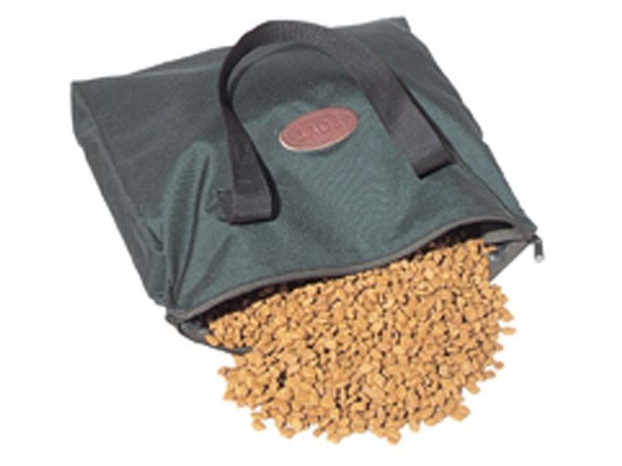 """Boyt Gun Dog Food Bag 18"""" x 18"""" x 5"""" Nylon Green"""