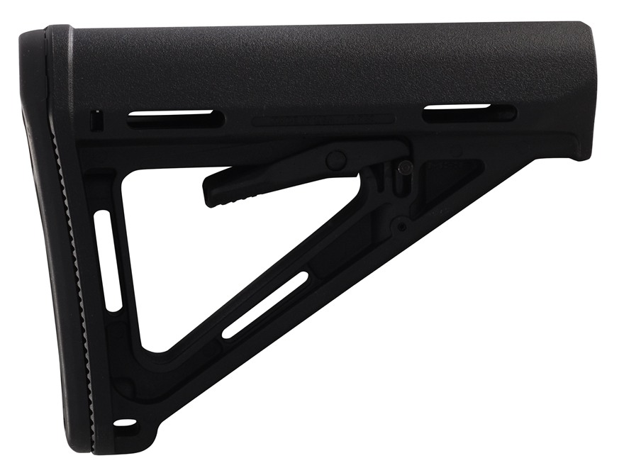 Magpul Stock MOE Collapsible AR-15 Carbine Synthetic