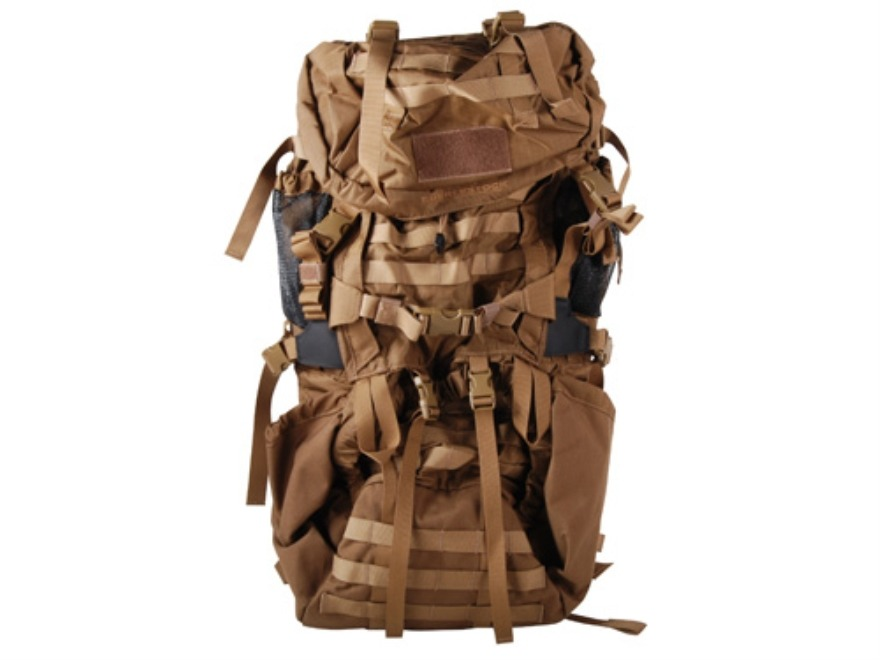 Eberlestock Destroyer Backpack Nylon Coyote Brown