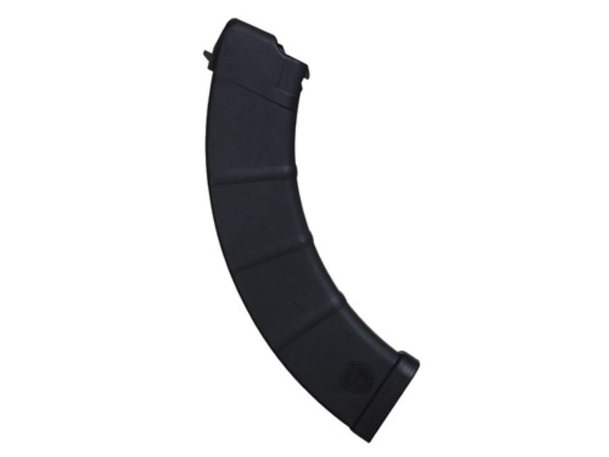 Thermold Magazine AK-47 7.62x39mm 47-Round Polymer Black