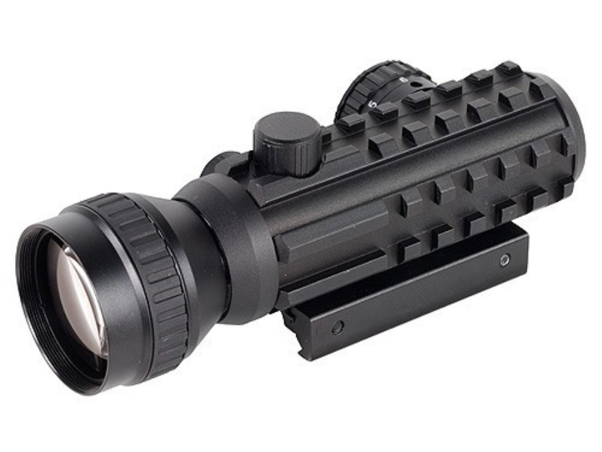 Barska Electro Sight Red Dot Sight 2x 30mm 5 MOA Red Dot Reticle Matte