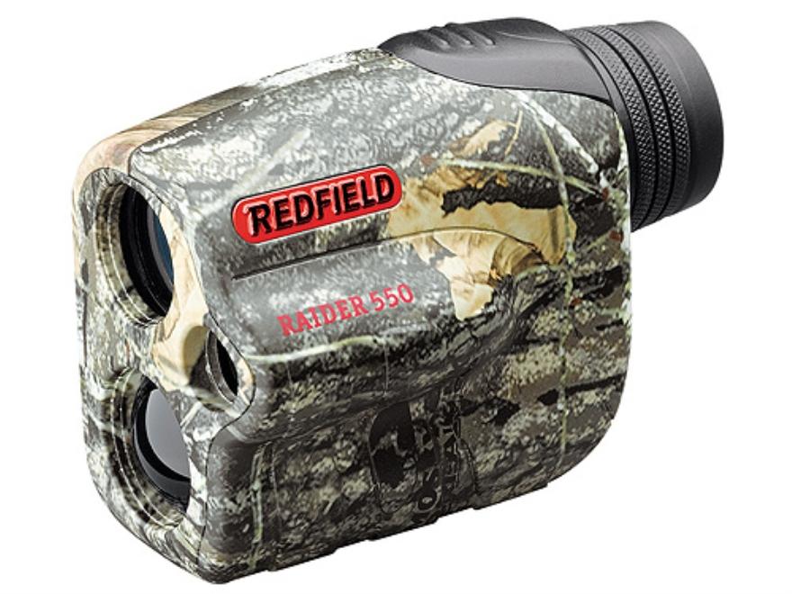 Redfield Raider 550 Laser Rangefinder 6x Mossy Oak Break-Up Infinity Camo