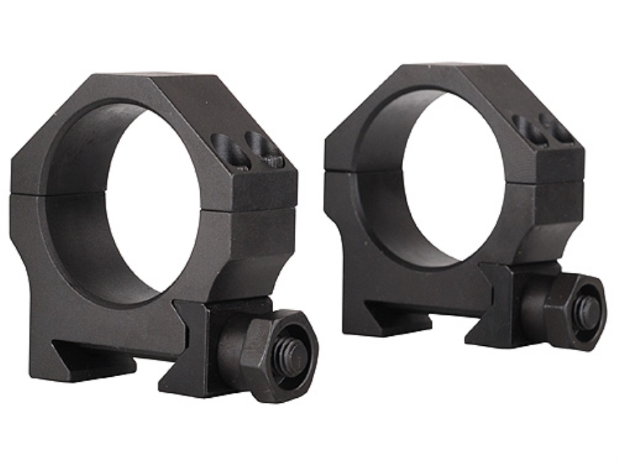 Valdada IOR 30mm Tactical Heavy Duty Picatinny-Style Rings Matte