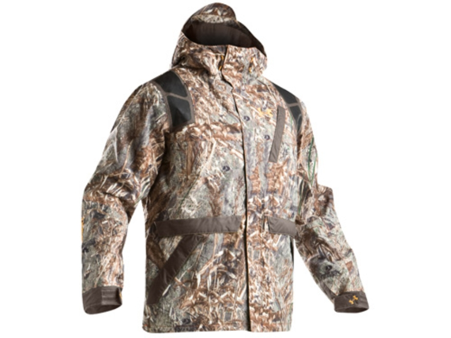 Under Armour Men's SkySweeper Extreme Parka Polyester