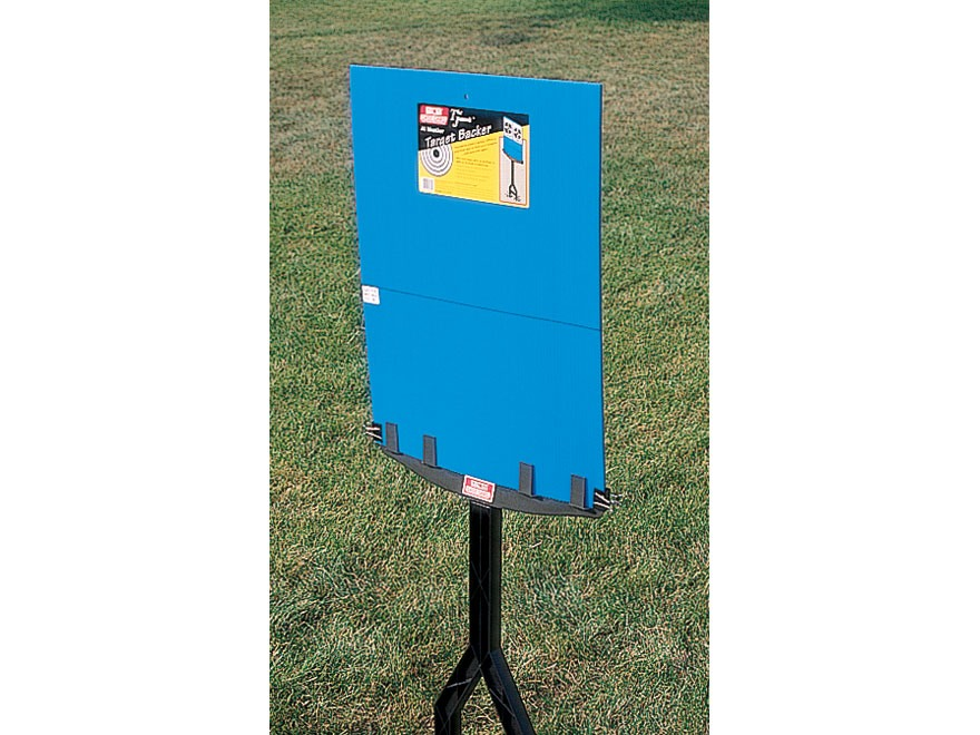 MTM Jammit Portable Target Stand Backer