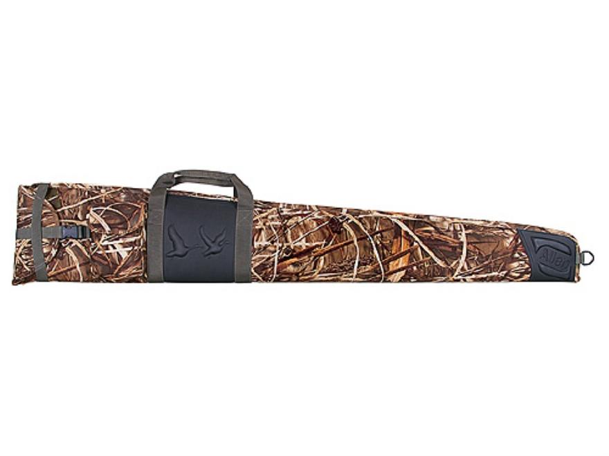 "Allen 52"" Flotating Slipcase Shotgun Gun Case Neoprene Realtree Max-4 Camo"