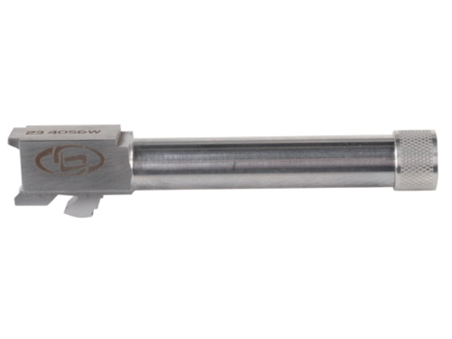 "Storm Lake Barrel Glock 23 40 S&W 1 in 16"" Twist 4.72"" Stainless Steel 9/16""-24 Threaded Muzzle with Thread Protector"