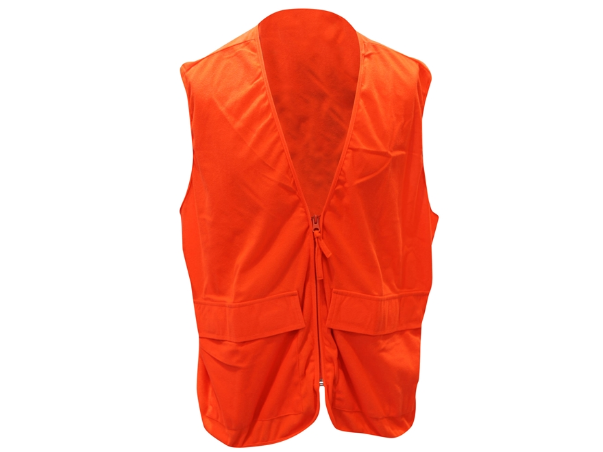 Gamehide Men's Deer Camp Zippered Vest Synthetic Blend