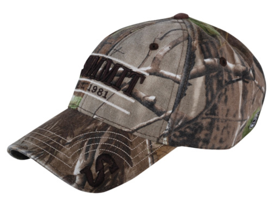 Summit Logo Cap Cotton Realtree AP Camo