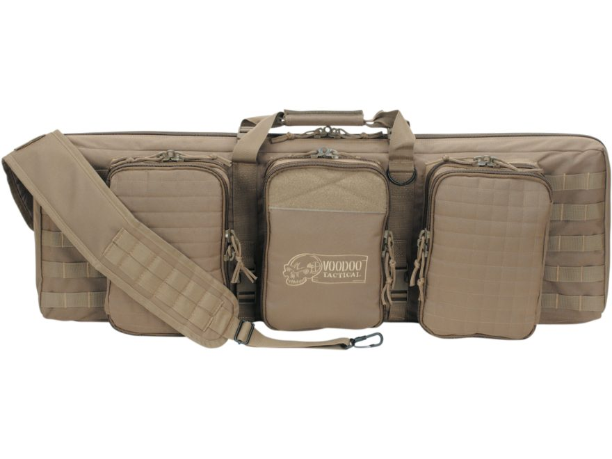 """Voodoo Tactical Deluxe Padded Weapons Rifle Gun Case 36"""" Nylon"""