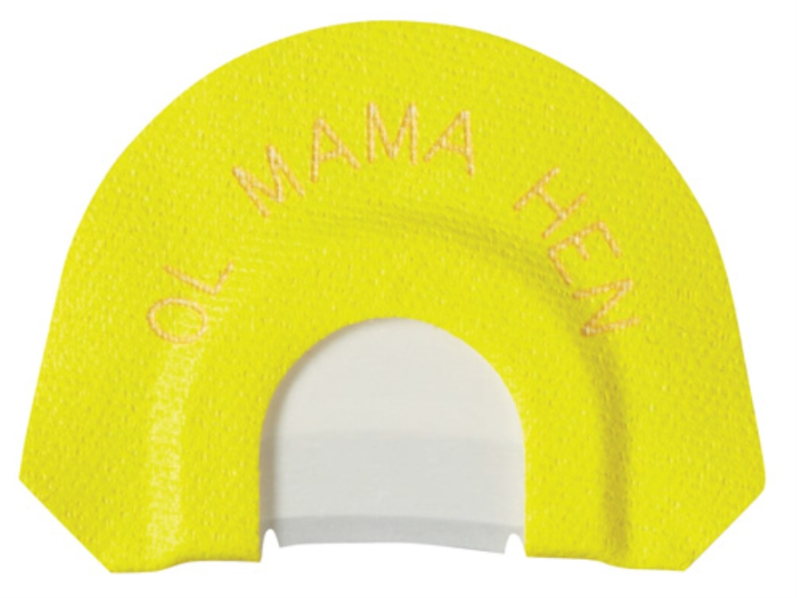 H.S. Strut Premium Flex Ol' Mama Hen Diaphragm Turkey Call
