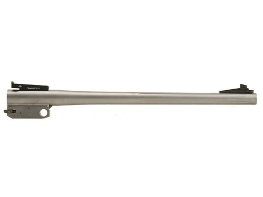 "Thompson Center Barrel Thompson Center Encore Pro Hunter 223 Remington Heavy Contour 1 in 12"" Twist 15"" Fluted Stainless Steel Adjustable Sights"