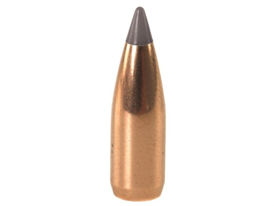 Factory Second Varmint Bullets 22 Caliber (224 Diameter) 50 Grain Polymer Tip Spitzer Box of 100 (Bulk Packaged)
