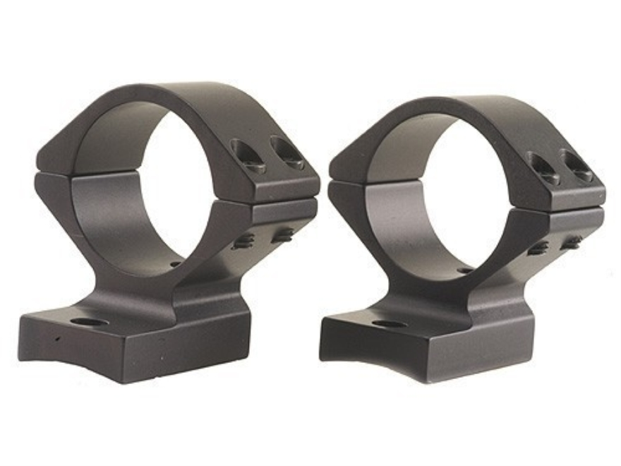 Talley Lightweight 2-Piece Scope Mounts with Integral Rings Browning A-Bolt, Steyr Pro Hunter Matte