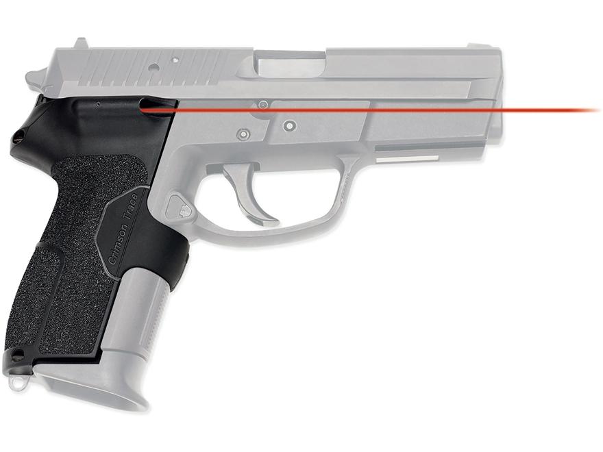 Crimson Trace Lasergrips Sig Sauer Sig Pro Polymer Black