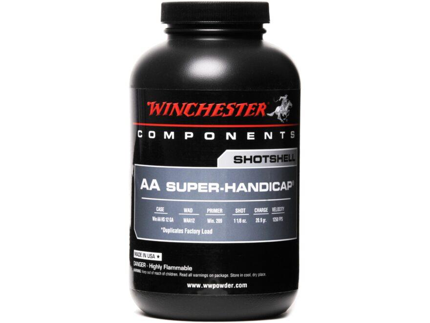 Winchester Super-Handicap Smokeless Powder
