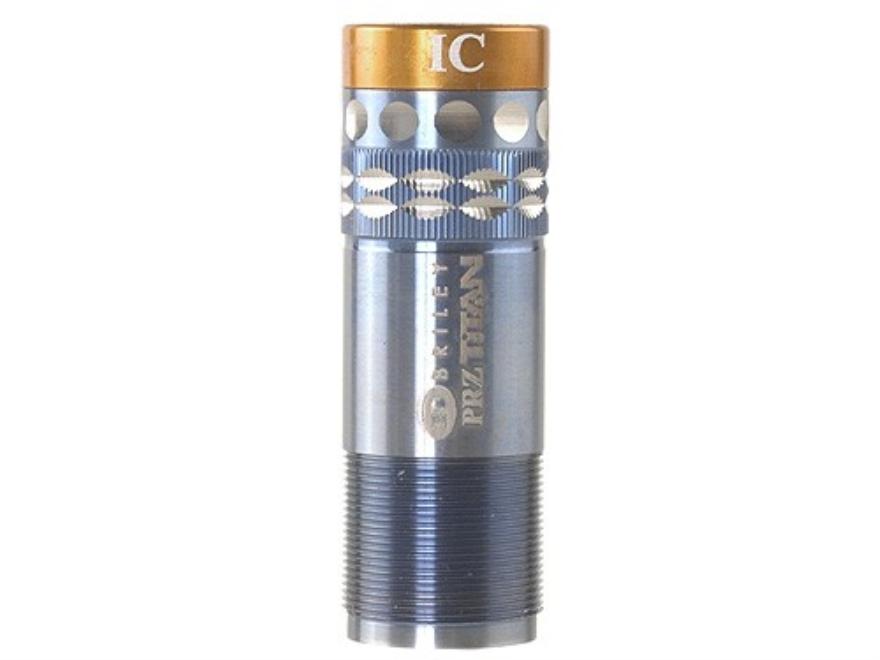 Briley Spectrum Mach 1 Extended Choke Tube Perazzi 3rd Generation 12 Gauge Titanium