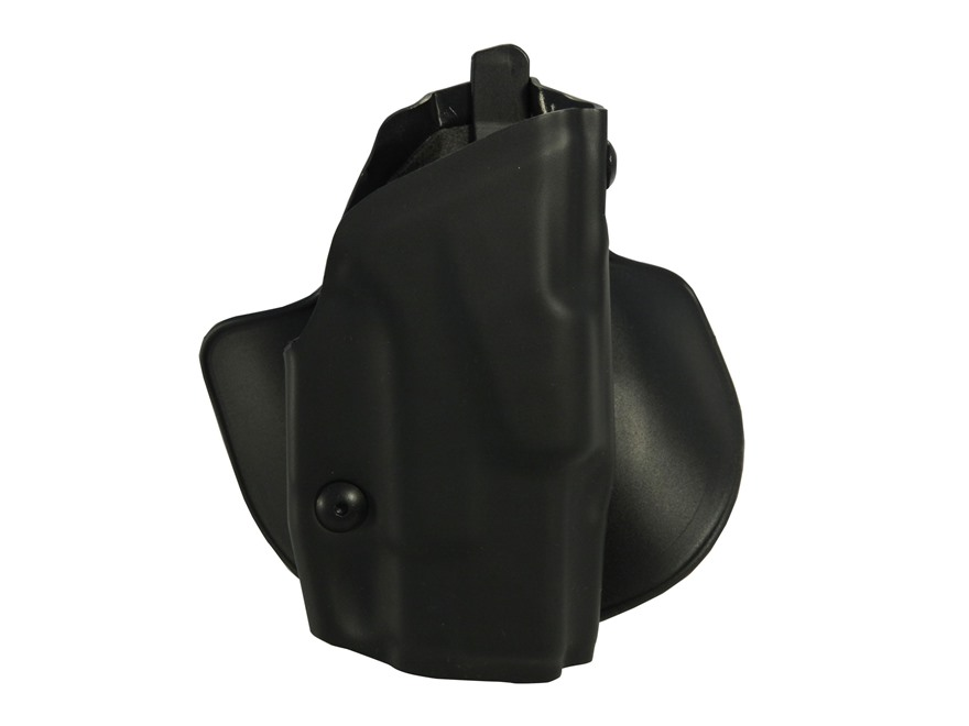 Safariland 6378 ALS Paddle and Belt Loop Holster Glock 34, 35 Composite Black
