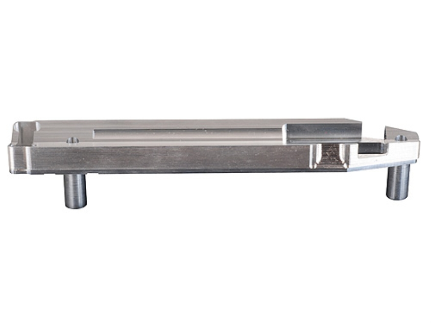 Whidden Gunworks Remington 700 Stock Bedding Block Long Action Single Shot Aluminum